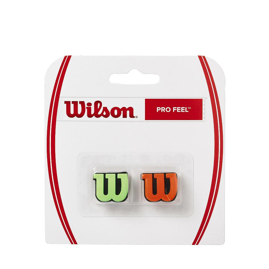 Wilson Pro Feel Racket Dampner (Pack of 2)