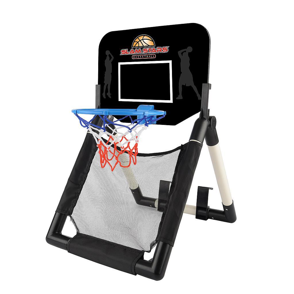 Slam Stars Door To Floor Basketball Set