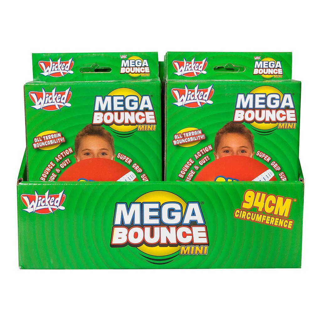 Wicked Mega Bounce Mini Ball