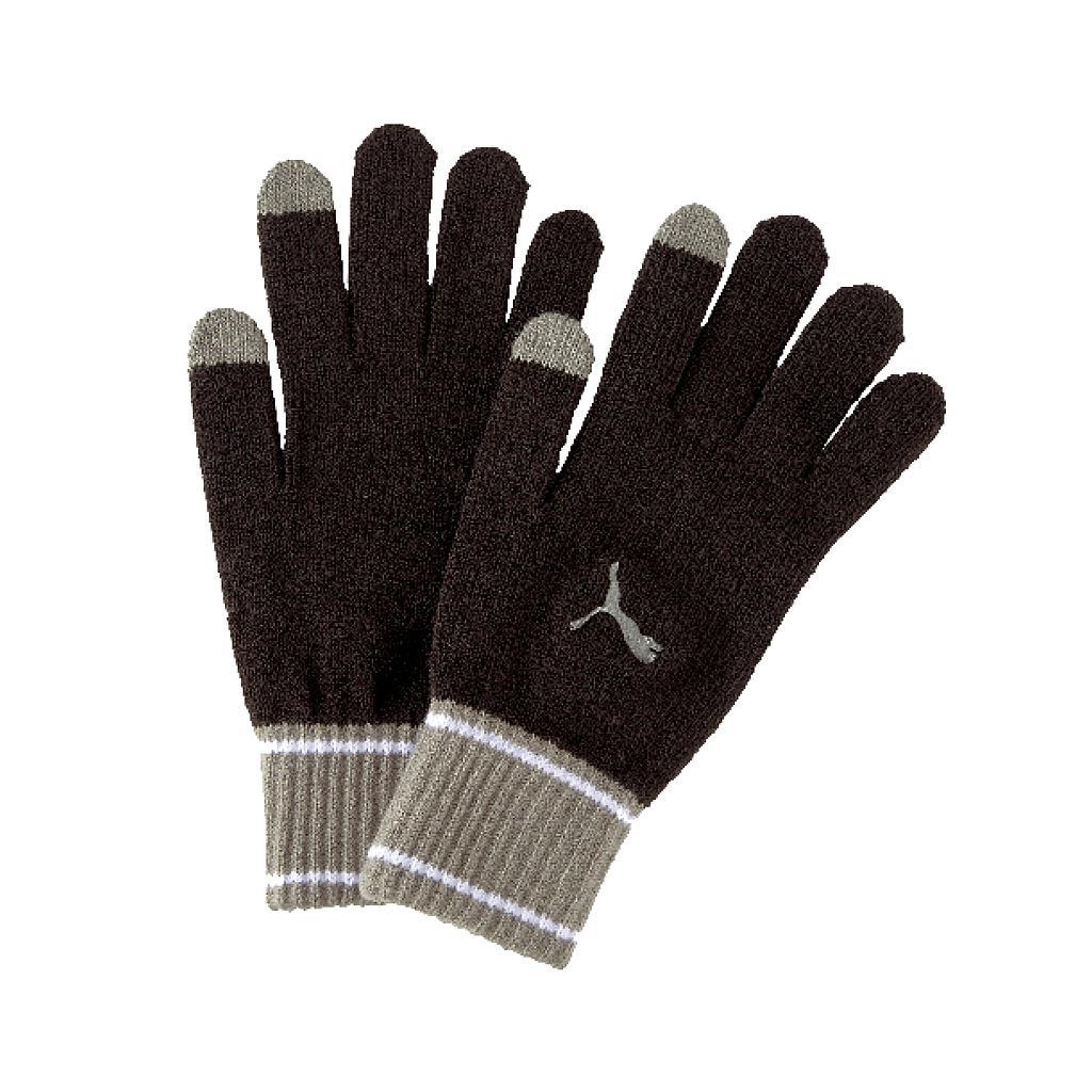 Puma Knit Gloves (Pair)
