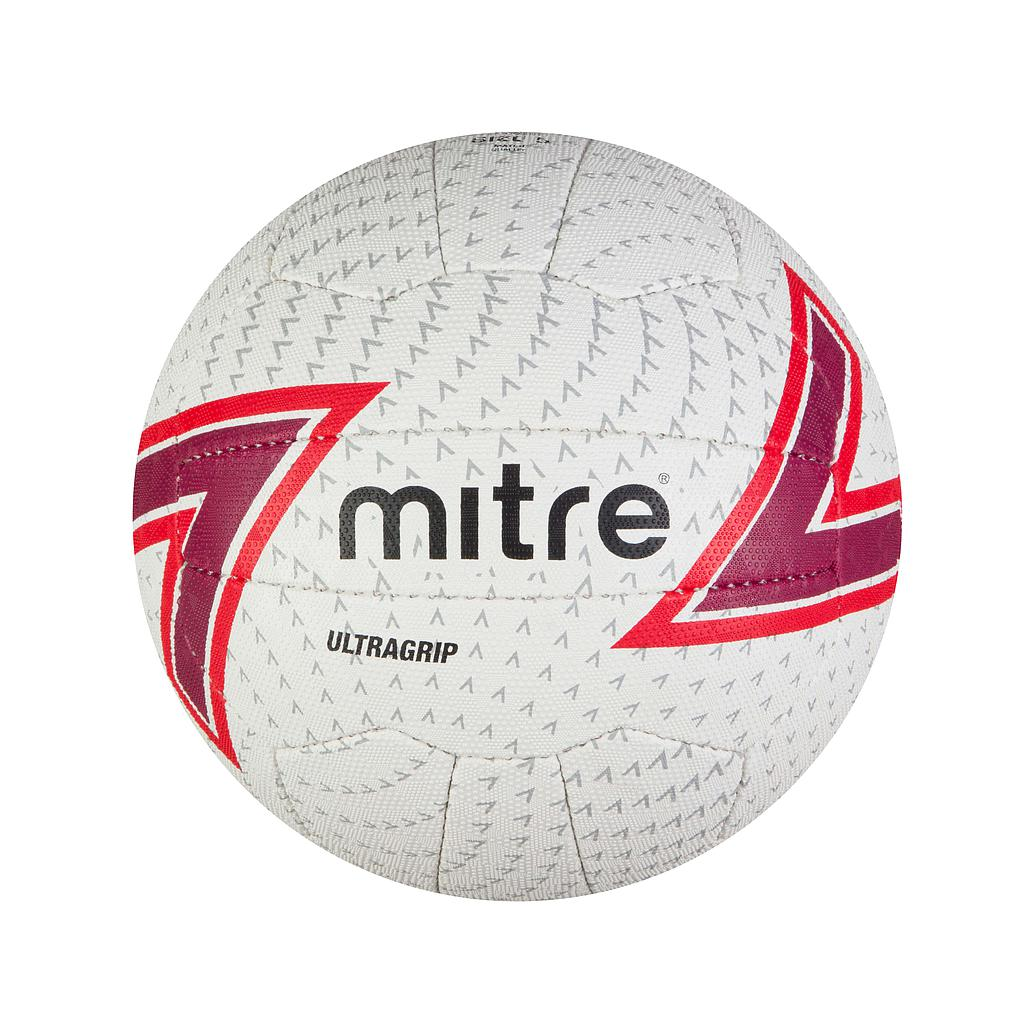 Mitre Ultragrip 18 Panel Netball