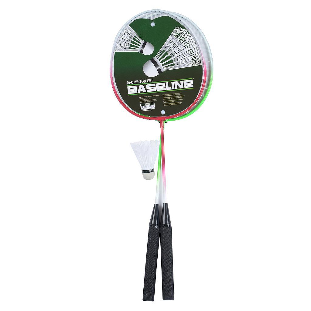 Baseline 2 Player Badminton Rackets Set