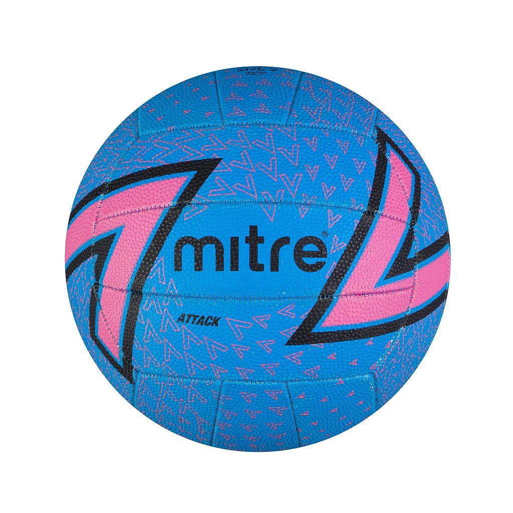 Mitre Attack 18 Panel Netball