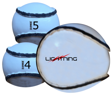 LS Lightning Training & Match Sliotar