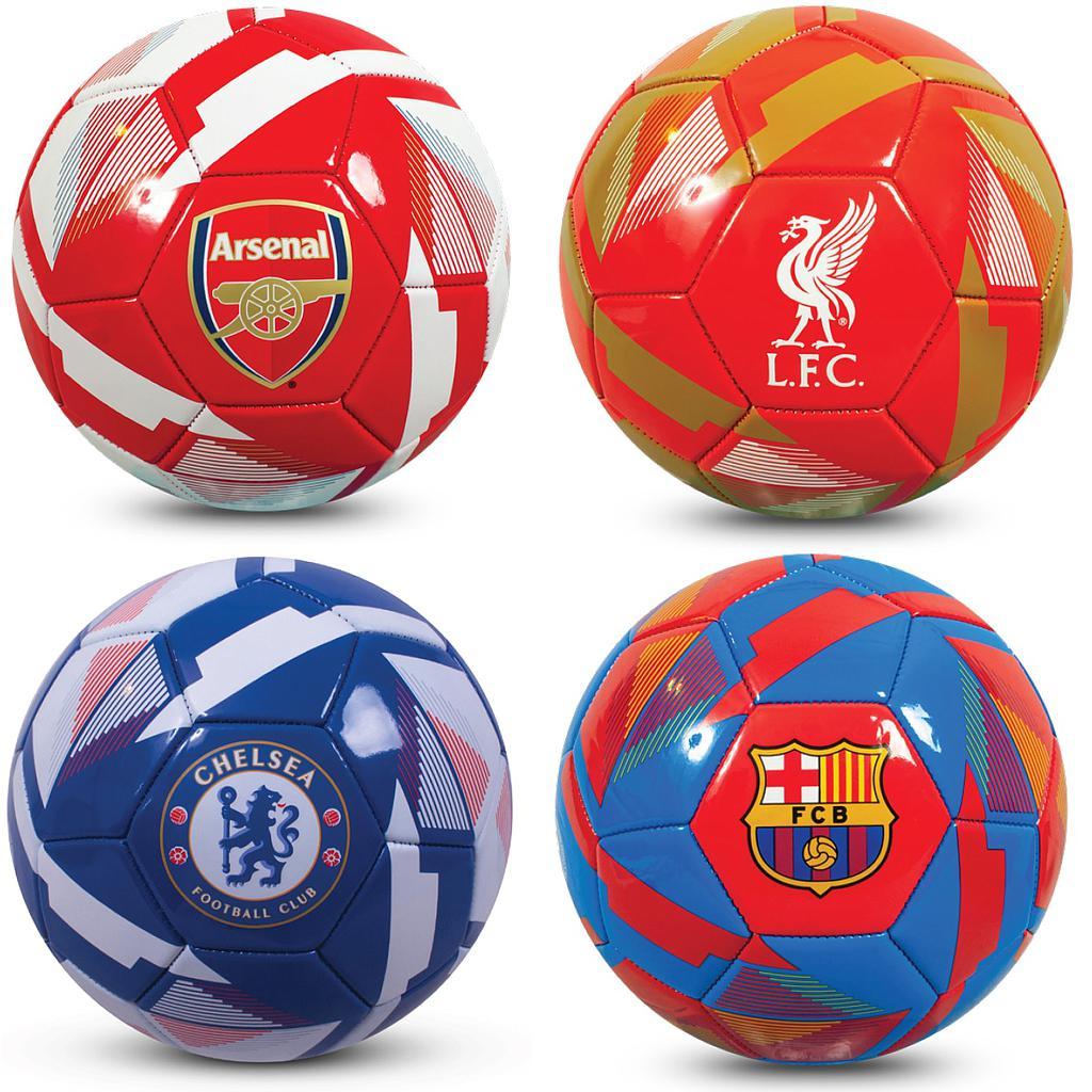 Team Merchandise - Reflex PVC Football